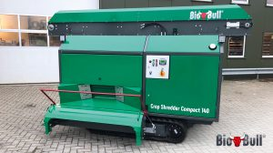Bio Bull Crop Shredder Compact 140